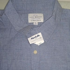 Lucky brand button down size XL NWOT